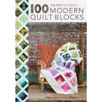 【预订】Tula Pink's City Sampler: 100 Modern Quilt Blocks