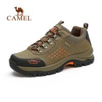 camel骆驼户外登山徒步鞋 秋冬新品 防滑耐磨