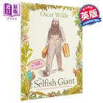 【中商原版】自私的巨人 英文原版 The Selfish Giant