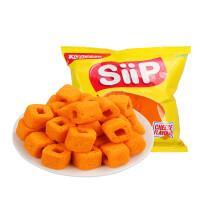 [当当自营] 印尼进口 丽芝士喜芝宝焙烤奶酪味玉米棒(膨化食品)50g
