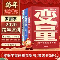变量2:推演中国经济基本盘+钱从哪里来+中国优势中国家庭理财普通家庭的理财方案经济学书籍中信出版社现货