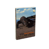 正版现货 印尼野生篇 精装D9 DVD【BBC狂野系列】