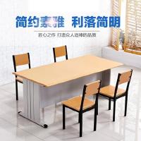 鑫宣美XM-B5403阅览桌椅