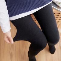 秋冬款外穿踩脚连裤袜子孕妇装孕妇打底裤加绒丝袜裤袜打底袜