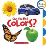 【预订】Can You Find Colors?