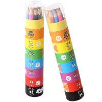 韩国创意文具 素描画画涂鸦学生礼品奖品套装 办公用品 彩色铅笔