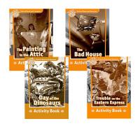 阅读与想象五阶段配套活动书练习4册 Oxford Read and Imagine Activity Book L5