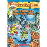 Geronimo Stilton #42: The Peculiar Pumpkin Thief 老鼠记者42  9780545103725