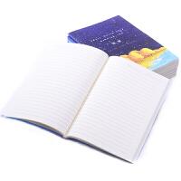 卓峰 32K精卡软抄本ZF321502单本图案随机创意文具笔记本日记本记事本子韩式风格大中小学生作业本 当当自营