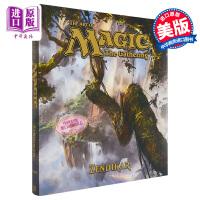 【中商原版】《万智牌:赞迪卡》艺术画册 英文原版 The Art of Magic: The Gathering : Zendikar