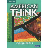 Cambridge American Think Student's Book Starter 剑桥中学生英语教材 S