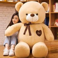 2018新款 生日礼物 公仔大号泰迪熊猫毛绒玩具熊女生布娃娃抱抱熊送女友抱枕