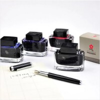 法国Montagut/梦特娇钢笔墨水 纳米技术墨水不堵墨水50ml