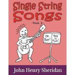 预订 Single String Songs Vol. 1: A Dozen Super Simple & Fun S