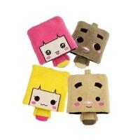 伊品堂 张小盒保暖 USB暖手鼠标垫 竹炭护腕暖手垫