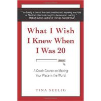 真希望我20几岁就知道的事 英文原版 What I Wish I Knew When I Was 20: A Cras