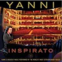 正版 雅尼 歌剧灵感 励志美声专辑 Yanni Inspirato CD