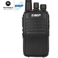 摩托罗拉 SMP418 对讲机 超值 赠送耳机