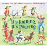 预订 It's Raining, It's Pouring [With CD (Audio)] [ISBN:97819