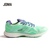 JOMA荷马新款女士气垫轻便跑步鞋网面舒适透气运动鞋