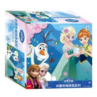 【当当自营】迪士尼拼图 冰雪奇缘拼图益智玩具 80片装 11DF0802127
