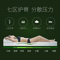泰国乳胶床垫天然进口1.8m床橡胶原装硅胶1.5米软垫定制10cm5家用