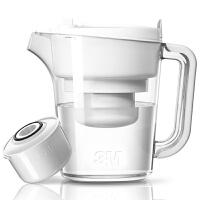 【当当自营】 直饮净水壶 3M WP6000N进口滤水壶 德国 厨房净水器家用 净水杯桶