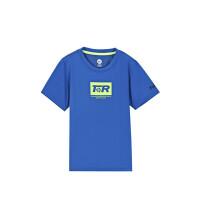 【夏清仓1件3.5折价:38.15】361度童装 男童T恤2021年夏季新品儿童短袖上衣N52021211