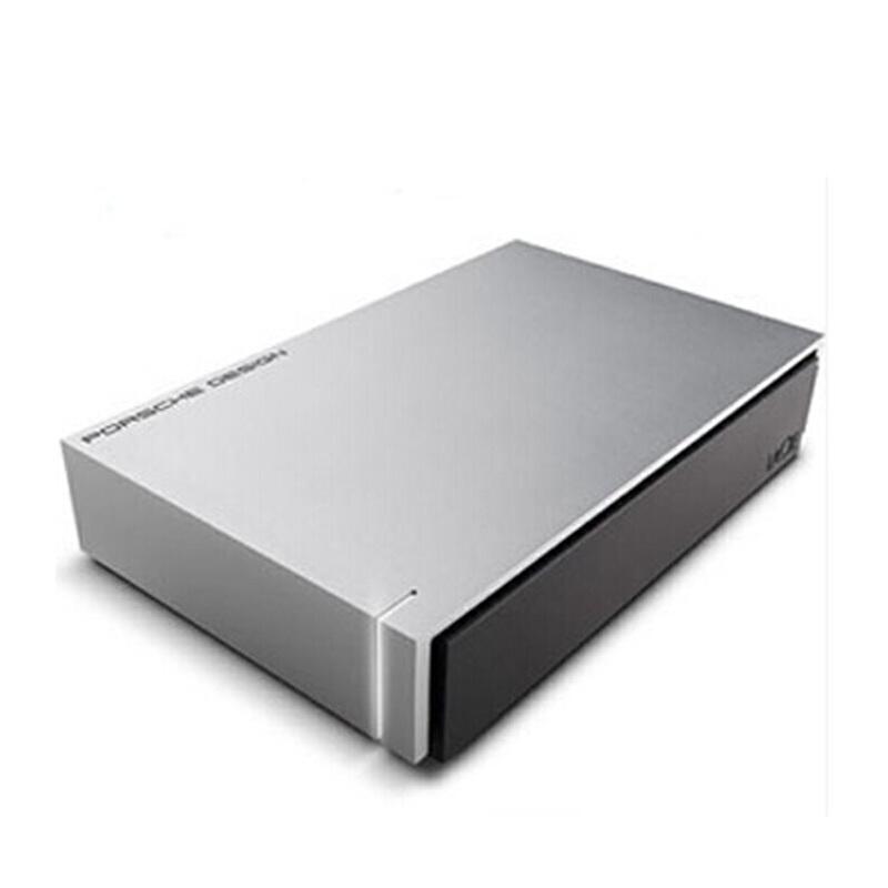 【全国大部分地区包邮哦!!】LaCie/莱斯 P9233 5T 9000479  USB3.0 Porsche Design MAC版 3.5英寸 移动硬盘