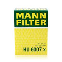 曼牌滤清器 HU6007X 机油滤清器