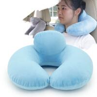 【包邮】爱优活脖子u型枕旅行枕头坐车护颈枕u型枕颈椎枕办公室汽车飞机成人学生