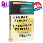【中商原版】普通股票与非一般收益及其它著作 英文原版 Common Stocks and Uncommon Profi