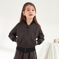 【1件秒杀价:188】马拉丁童装女童夹克外套春装