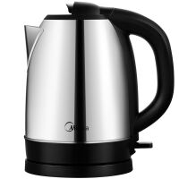 【当当自营】 Midea美的电水壶WSJ1702b 全钢优质温控电热水壶(1.7L)
