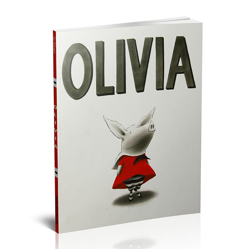 Olivia奥莉薇(凯迪克银奖)ISBN9780689860881