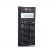 德州仪器TI BA II Plus professional CFA专业版 BAII金融计算器