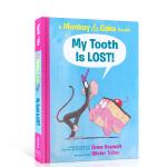 英文原版绘本 My Tooth Is LOST!我的牙掉了! Monkey and Cake猴子和蛋糕系列 儿童英语启