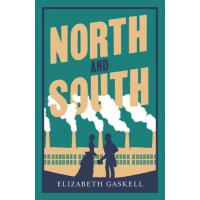 英文原版 南方与北方 Alma经典 North and South (Alma Classics Evergreens)