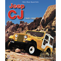 预订 Jeep Cj 1945 - 1986 [ISBN:9781787115392]