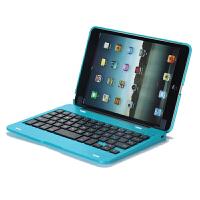 ikodoo爱酷多 苹果平板iPad mini3 mini2时尚铝合金无线蓝牙键盘 iPad mini笔记本型键盘 ipadmini2保护套 ipad迷你2保护壳 ipadmini3保护套 ipad mini2保护套【买就送ipad mini贴膜】