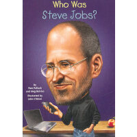 Who Was Steven Jobs?乔布斯ISBN9780448462110