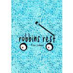 预订 Robbins Rest Fire Island: 7x10 lined notebook: Robbins R