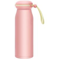 韩版清新文艺茶杯子简约学生保温杯便携可爱不锈钢水杯