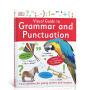 【全场300减100】英文原版 Visual Guide to Grammar and Punctuation DK语法和标点运用图解图释指南 儿童百科进口童书 英语学习参考书