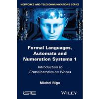 预订 Formal Languages, Automata and Numeration Systems 1: Int