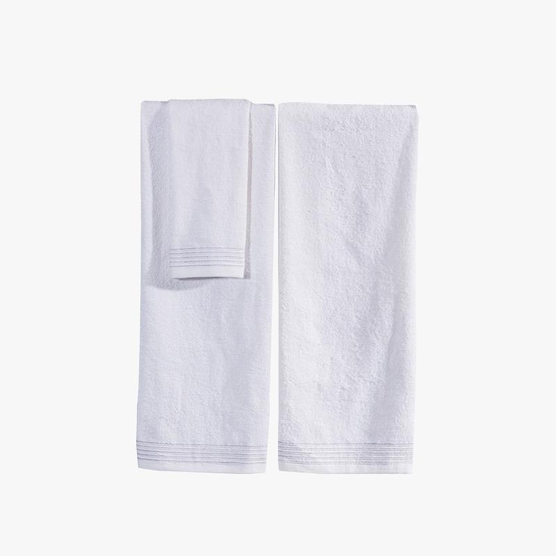 当当优品家纺毛巾  纯棉抗菌防臭吸水面巾  35*80cm