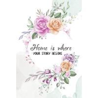 预订 Home is where your story begins: House Hunting Planner w