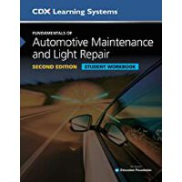 预订 SSG- FUND OF AUTO MAINTENANCE & LIGHT REPAIR 2E WORKBOOK