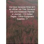 预订 Surveyor because Ninja isn't an official Job Title: Surv