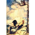 预订 Journal: Lined Notebook, Small, Diary, Country Chickens
